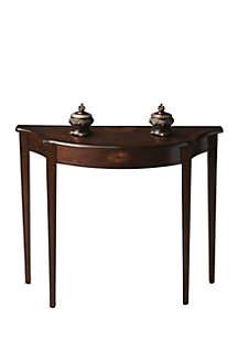 Chester Espresso Console Table