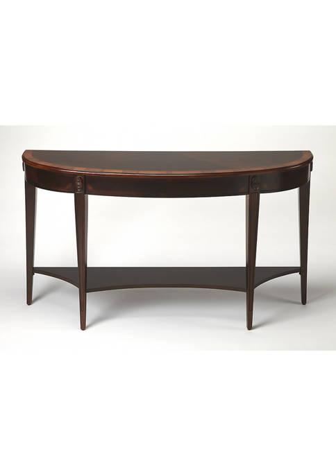 Butler Specialty Company Astor Nouveau Demilune Console Table