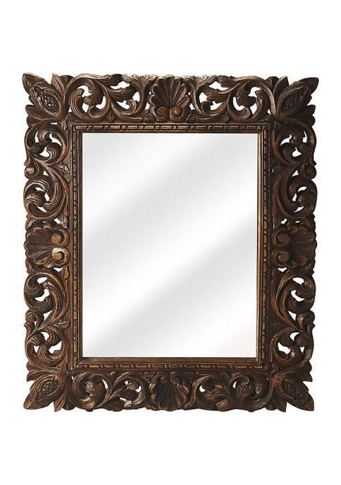 Butler Specialty Company Ferdinand Reclaimed Wood Wall Mirror