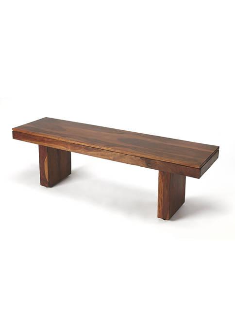 Hewett Solid Wood Bench