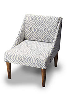 Gilmore Cotton Slipper Chair