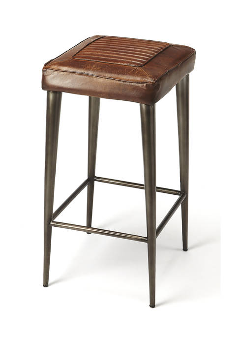 Butler Specialty Company Maxine Leather Bar Stool