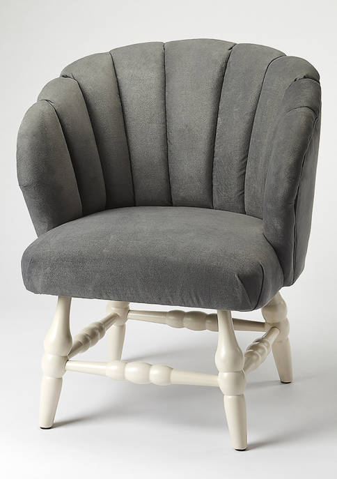 Butler Specialty Company Malcom Velvet Accent Chair