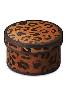 Butler Specialty Company Nikita Leather Storage Box