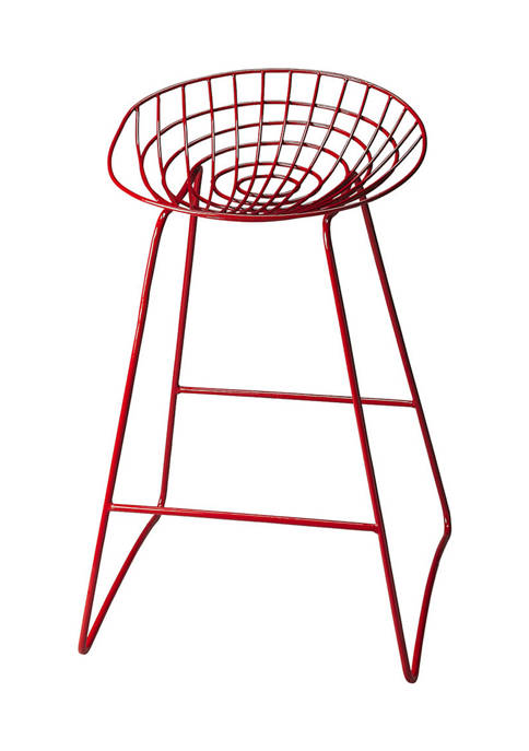 Butler Specialty Company Ludwig Metal Bar Stool