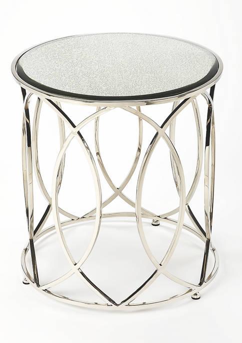 Butler Specialty Company Desiree Mirror & Nickel End
