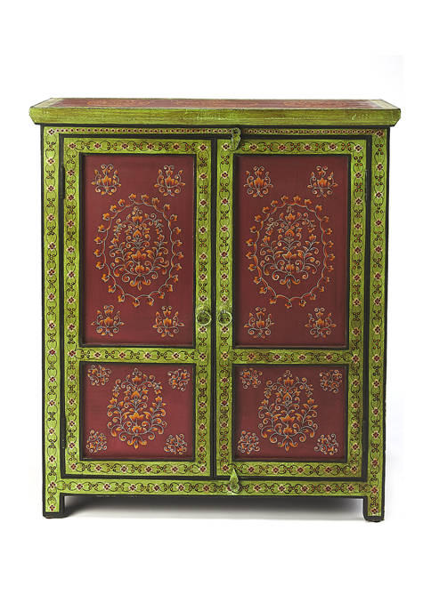 Butler Specialty Company Disha Hand Painted Chest