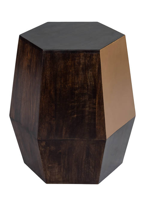 Gulchatai Finish Accent Table