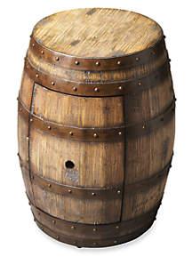 Lovell Praline Barrel Table