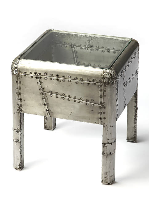 Yeager Aviator End Table
