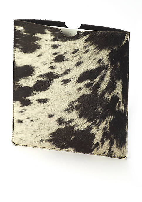 San Angelo Hair On Hide IPad Sleeve