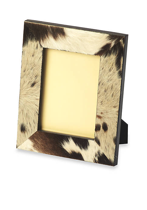 San Angelo Hair On Hide Picture Frame