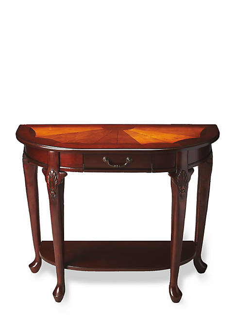 Butler Specialty Company Kimball Plantation Cherry Console Table