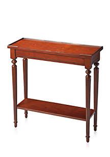 Aubrey Plantation Cherry Console Table