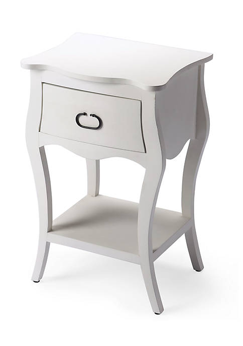 Butler Specialty Company Rochelle Off White Nightstand