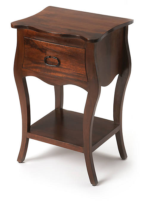Butler Specialty Company Rochelle Antique Walnut Nightstand