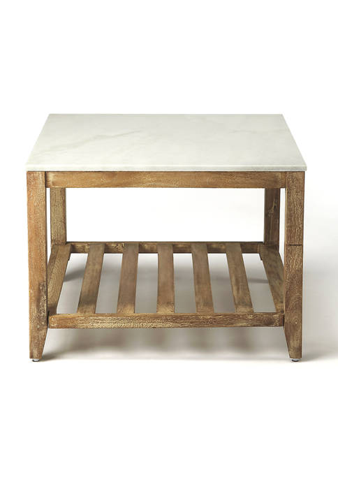 Butler Specialty Company Brayden Marble Bunching Coffee Table