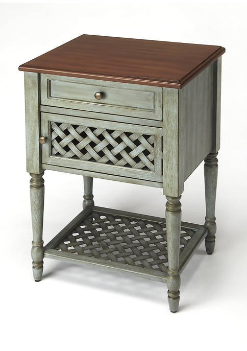 Butler Specialty Company Chadway Rustic Nightstand