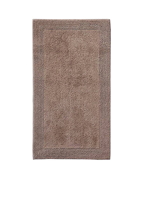 Grund Organic Cotton Bath Rug, Puro Series, 21-inch