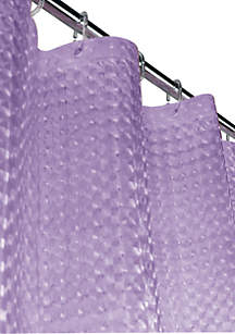 Mirage 3D Vinyl Shower Curtain Liner