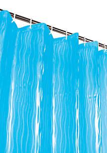 Milan 3D Vinyl Shower Curtain Liner