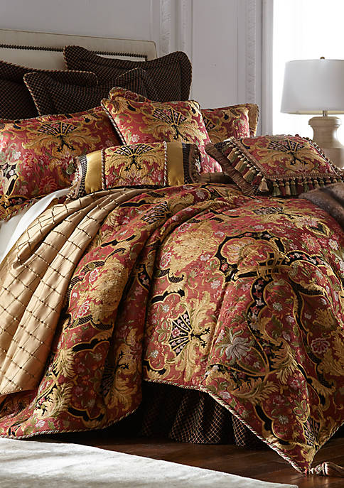 Austin Horn Classics® Ashley Full/Queen Comforter Set