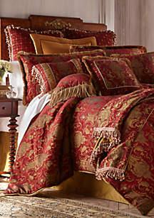 China Art Full/Queen Comforter Set