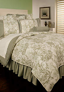 Country Toile Comforter Set