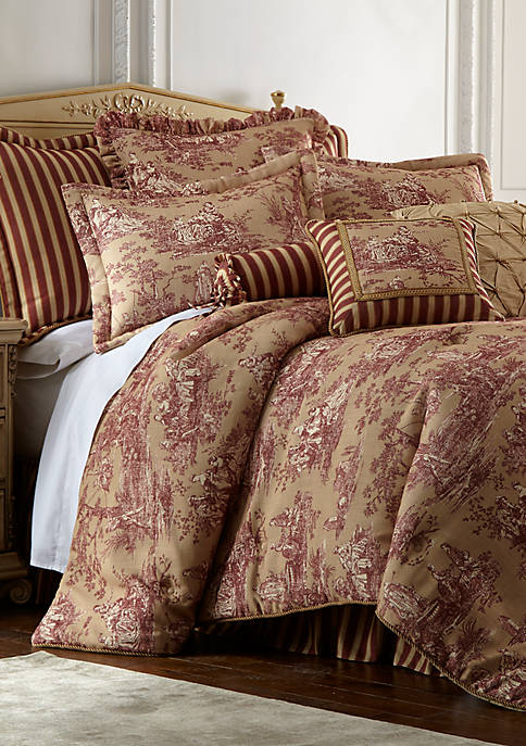 Country Sunset King Comforter Set