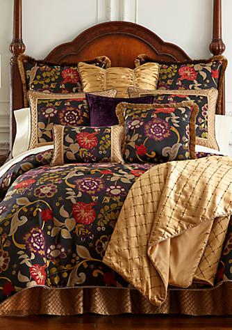 Escapade California King Comforter Set, Austin Horn Bedding Collection