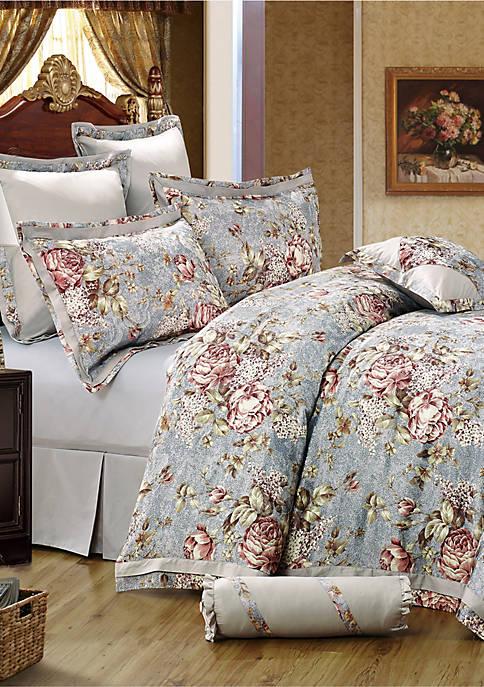 Sherry Kline Gwyneth Full/Queen Comforter Set