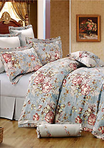 Gwyneth Full/Queen Comforter Set