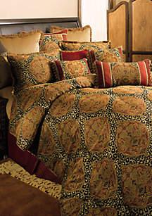 Sherry Kline Tangiers Full/Queen Comforter Set