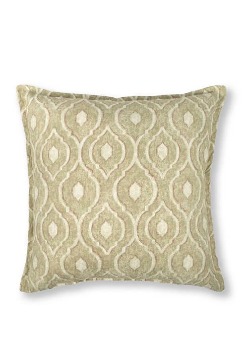 20 Inch Thread and Weave Aberdeen Coordinate Pillow