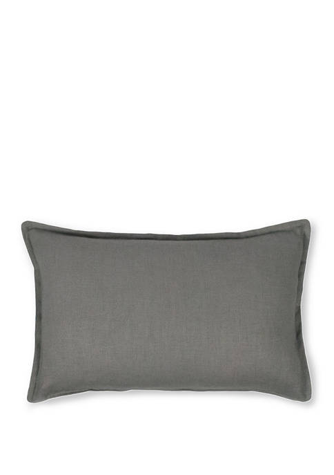 Thread and Weave Charleston Solid Boudoir Pillow