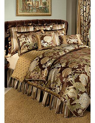 . Wonderland Full Queen Comforter Set