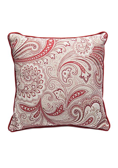Biltmore® Adele Square Decorative Pillow