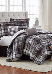 Logan 6-Piece Comforter Bed-In-A-Bag
