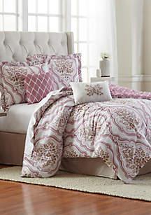 Tatum 6-Piece Comforter Bed-In-A-Bag
