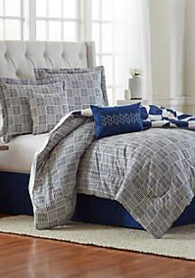 Haley 6-Piece Comforter Bed-In-A-Bag
