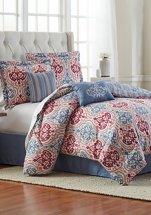 Bobbi 6-Piece Comforter Bed-In-A-Bag