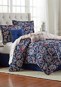 Eve 6-Piece Comforter Bed-In-A-Bag