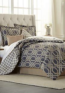 Garnet 6-Piece Comforter Bed-In-A-Bag