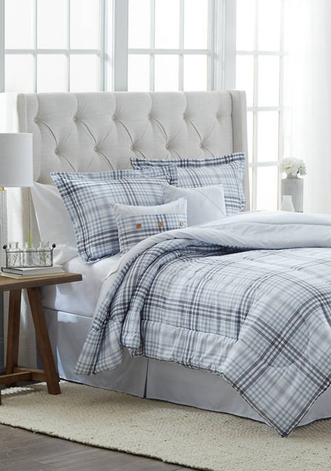 Modern Southern Home 6-Piece Comforter Set