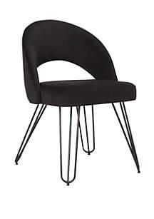 Safavieh Set of 2 Jora Retro Side Chairs
