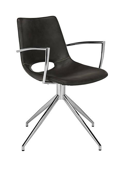 Safavieh Dawn Swivel Chair