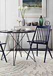 Set of 2 Wren Navy Dining Chairs