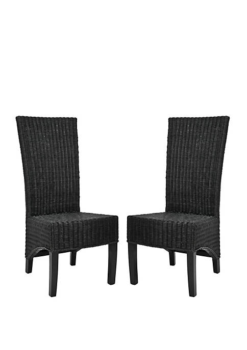 Set of 2 Siesta Side Chairs