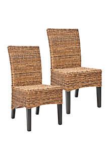 Safavieh Set of 2 Laguna Side Chairs