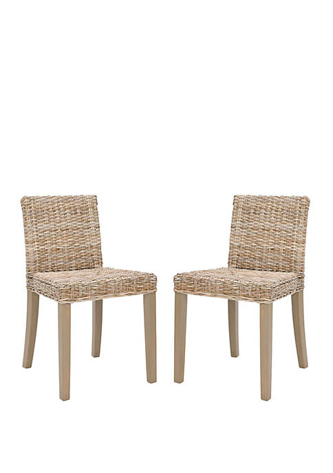 Set of 2 Tulum Side Chairs